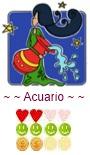 Horóscopo del día para acuario