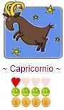 Horóscopo del día para capricornio